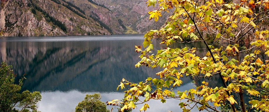 Озера Кыргызстана