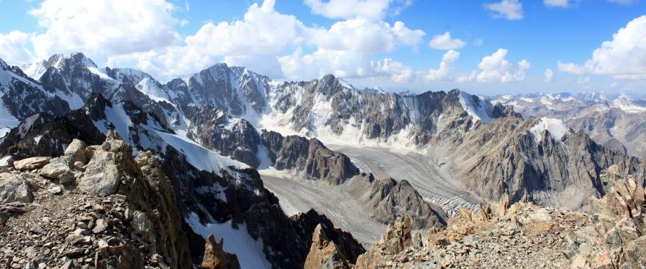 Ледник Ак Сай