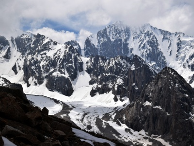 Mountaineering in Ala Archa National Park