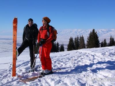 Лыжные туры и бэккантри