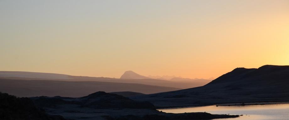 Восхождения в долине Арабель, восхождение на Ит-Тиш