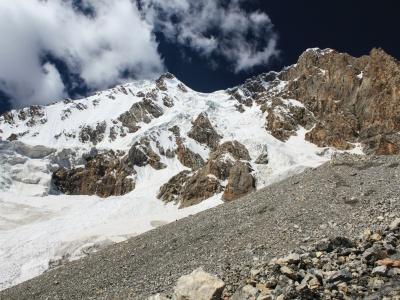 Kuilu range mountaineering