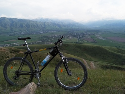 Пять сотен миль по Тянь-Шаню