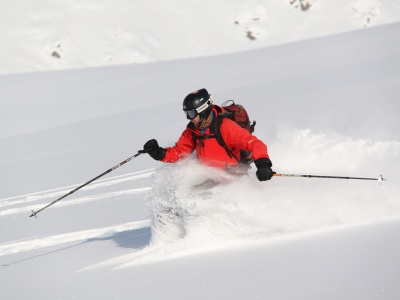 Ski tour in Suusamyr and Arslanbob