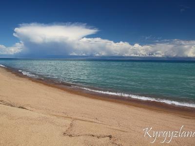 Озёра Кыргызстана